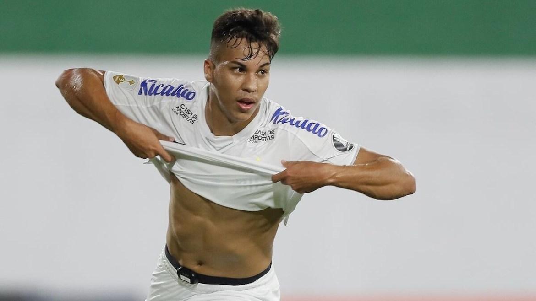 SportMob – Santos announce the transfer of Kaio Jorge to Juventus