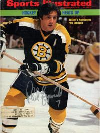 Image result for PHIL ESPOSITO OCTOBER 10TH 1973