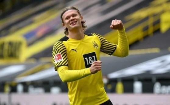 Haaland: 'Dortmund'da büyüdüm, geliştim'