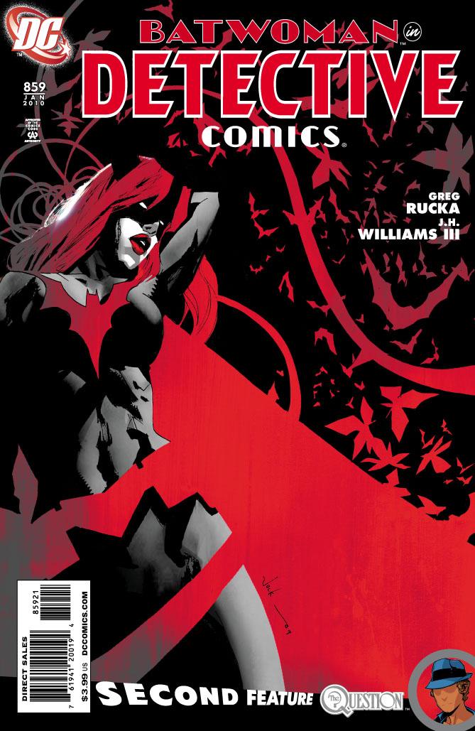 Detective Comics #859