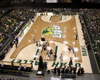 Photos of Hardwood Basketball Courts Rubber Running