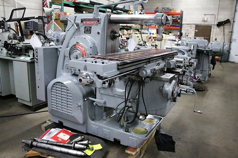 Kearney Trecker Milling Machine