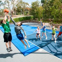Basketball Courts For Backyard | Outdoor Goods