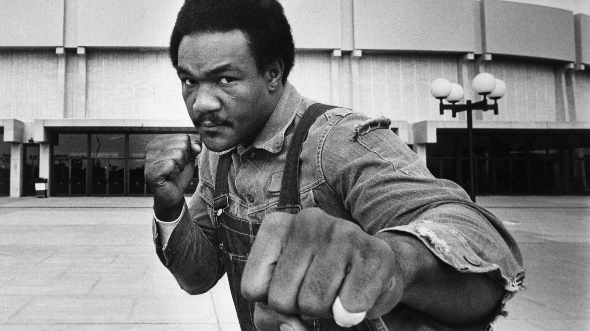 George Foreman On Fighting Ali Finding God And His