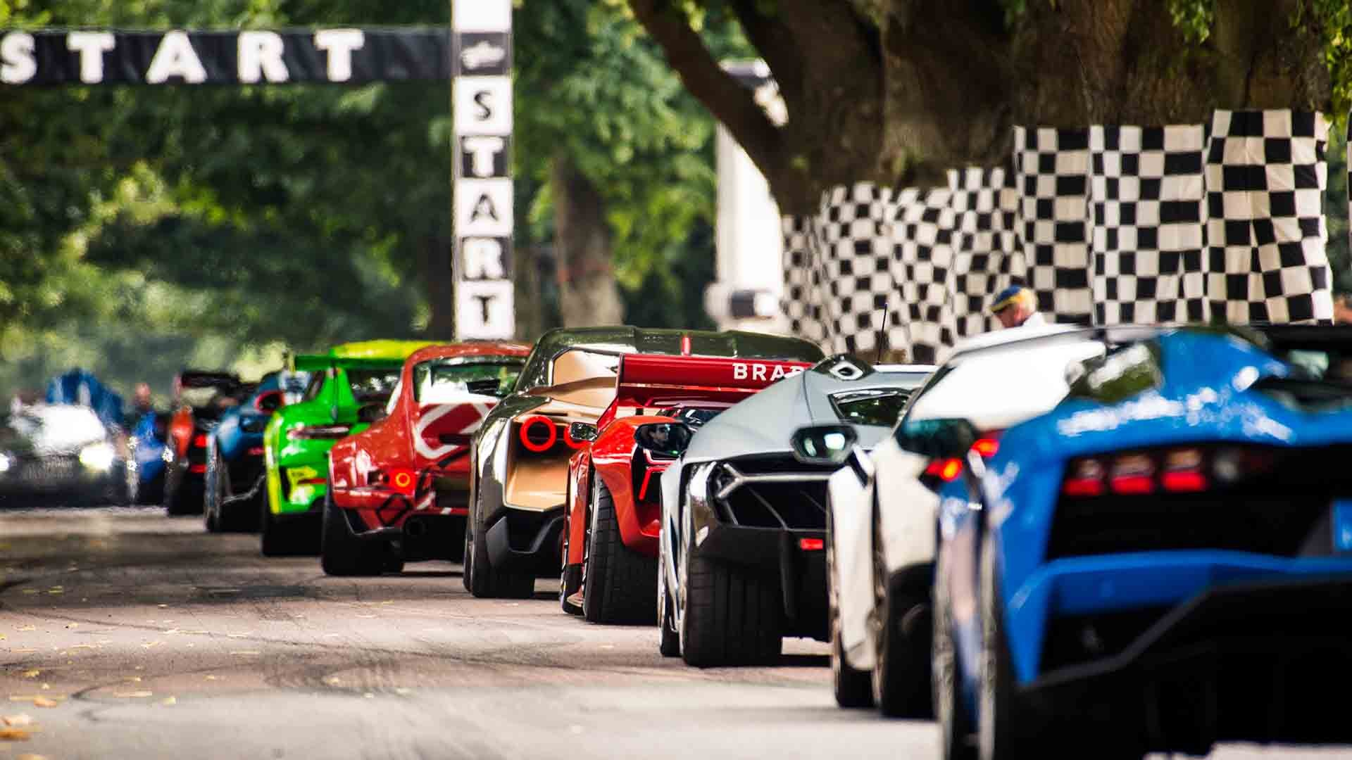 Need For Speed World Cars Wallpaper Goodwood Festival Of Speed 2019 All You Need To Know