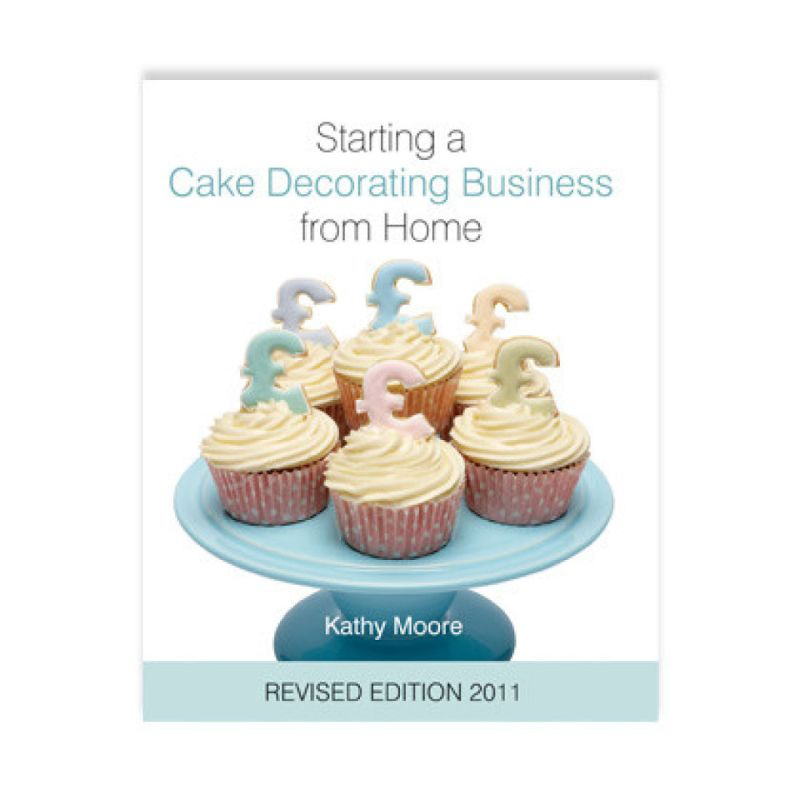 How To Set Up Cake Decorating Business From Home