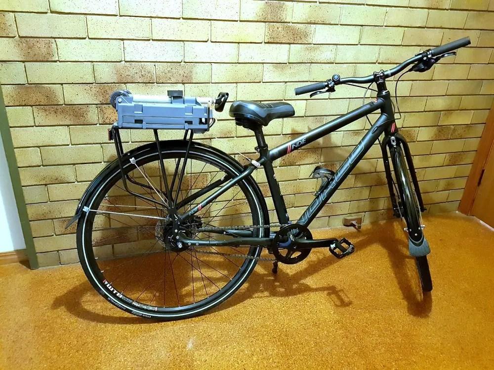 topeak bike rack basket