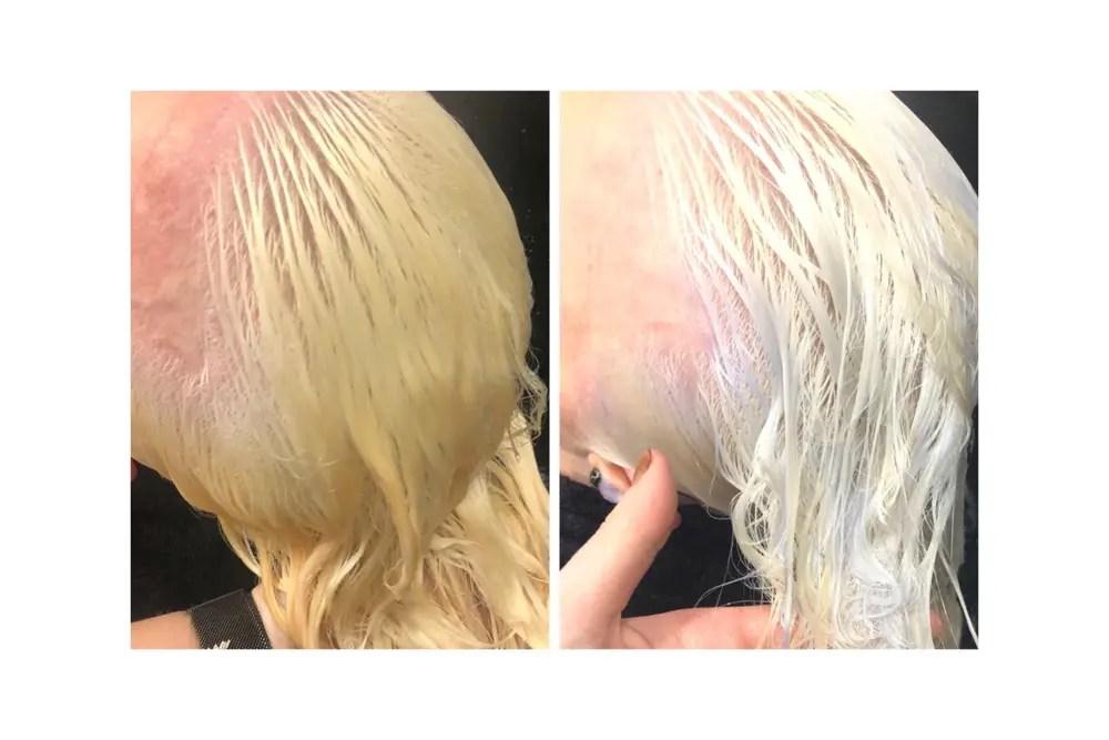 Fanola No Yellow Hair Color – Salon Guys