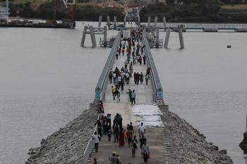 Likoni bridge curbs Covid-19 spread in Mombasa