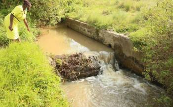 Sh40m solution for Laikipia water disputes