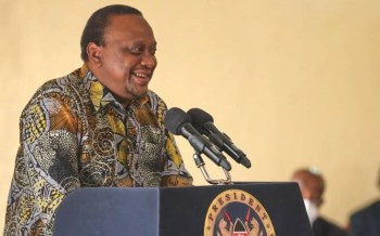 Let's use Covid-19 lessons to anchor UHC roll-out- President Uhuru