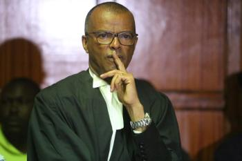 Murgor banks on his integrity, courage to clinch Judiciary post