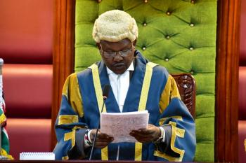 My life is in danger, claims reinstated speaker