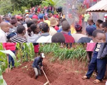 Man ties red ribbons around home before killing mother in Kirinyaga