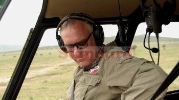 Pilot flying chopper that crash-landed in Narok speaks