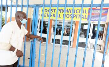 Doctors in private facilities in Mombasa to go on strike