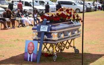 'Founder' of Mukuru Kwa Njenga slum takes a bow