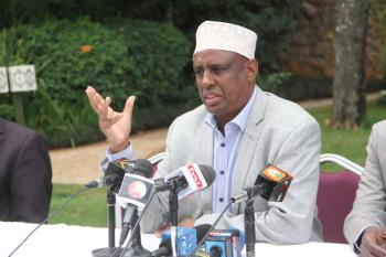Top Marsabit leaders urged to unite in ending clan conflicts