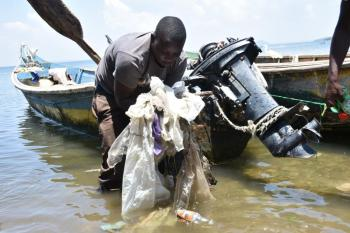 Pollution making life unbearable for Kisumu fishermen