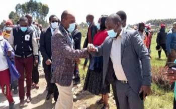 You are enemies of development, Governor Kimemia tells critics