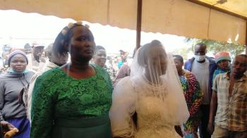 Woman who left husband for Holy Spirit stopped from entering Uganda