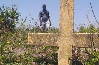 Don't desecrate our parents' graves