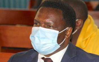 Governor and kin to part with Sh12 million cash bail