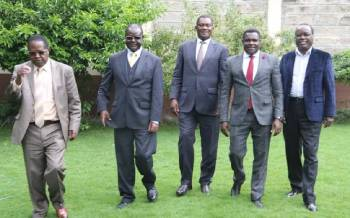 Mt Kenya East governors back Muturi bid for unity