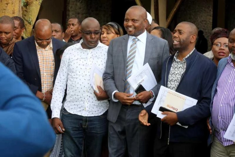 On Uhuru's legacy, Mt Kenya MPs are the enemy within