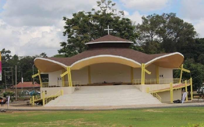 Kdgo0C6Yhadeb608C163Ccfa8D State Declares Uon Papal Dais, Other Vital Sites National Monuments