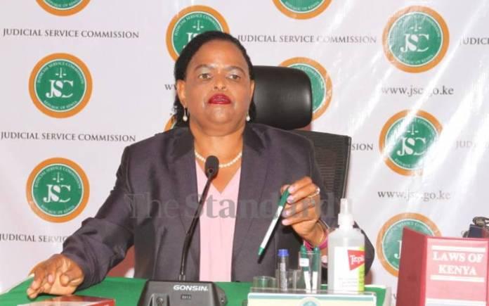 Mps Call For Views On Cj Nominee Martha Koome Ahead Of Vetting