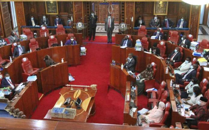 Mfef5Hovqjw678608D740C28723 Senate Speaker Lusaka Calls Special Sitting To Hear Wajir Governor Impeachment Motion, Discuss Bbi