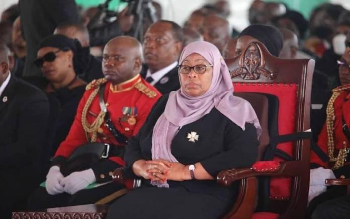 Tanzania President Samia Suluhu To Visit Kenya On Tuesday