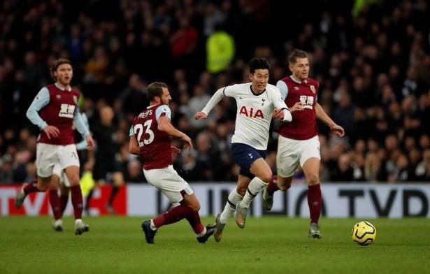 Tottenham's Son Heung-min wins 2019/20 Premier League Goal of the ...