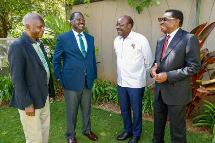 Buying Choppers: What's Raila As Much As?