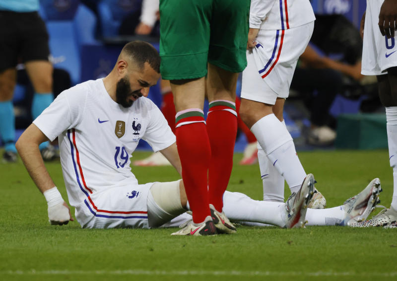 rstwl6c2u4atgt60c2682d60d52 Euro 2020: French federation gives update on Benzem injury