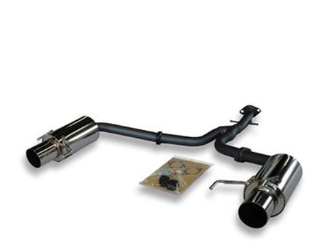 is250 is350 05 13 hks hi power exhaust system
