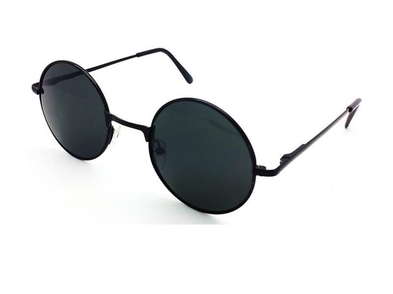 Runda Retro Solglasögon