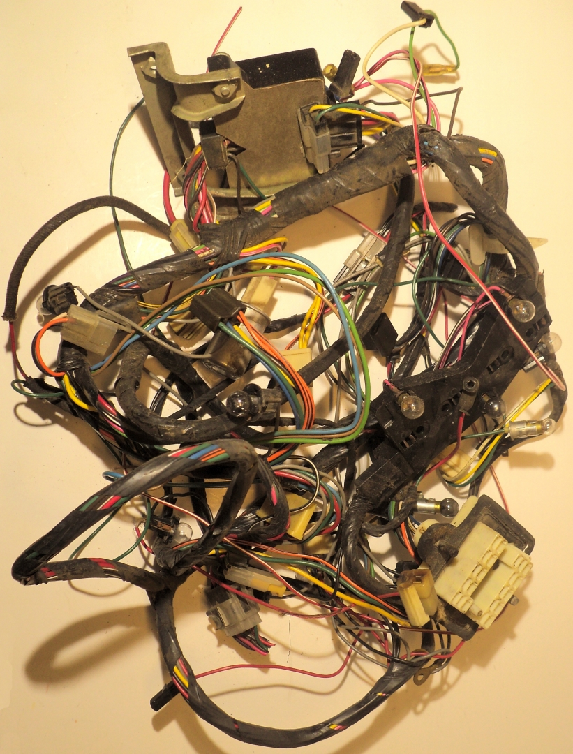 medium resolution of cadillac wiring harnes