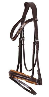 SD design CROWN B-Unique bridle Brown/Camel