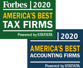 Forbes America's Best Accounting Firm