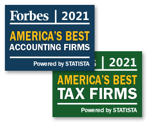 Forbes America's Best Tax and Accounting Firms