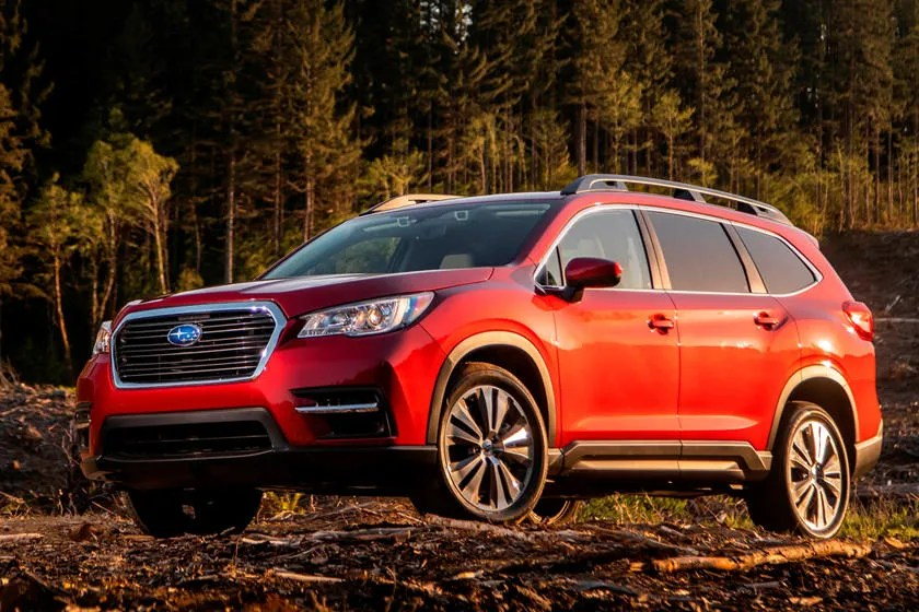 2020 Subaru Ascent Review, Specifications, Prices, and Features | CARHP