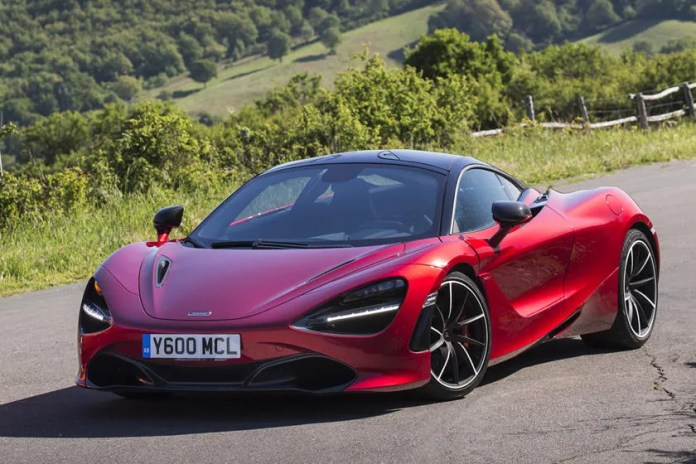 2021 Mclaren 720s Price Review Ratings And Pictures Carindigo Com
