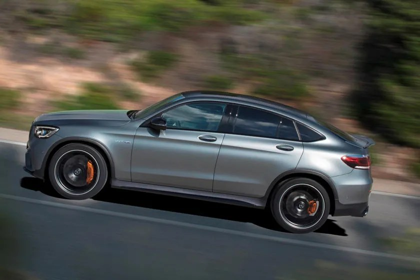 2021 Mercedes-Benz AMG GLC 63 Coupe Price. Review and Buying Guide   CarIndigo.com