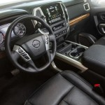 2021 Nissan Titan Crew Cab Interior Review Seating Infotainment Dashboard And Features Carindigo Com