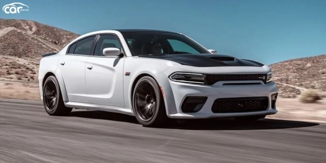 2021 dodge charger r/t sedan review  prices performance