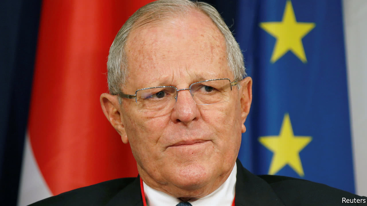 Peru loses its prime minister What next  Ministerial