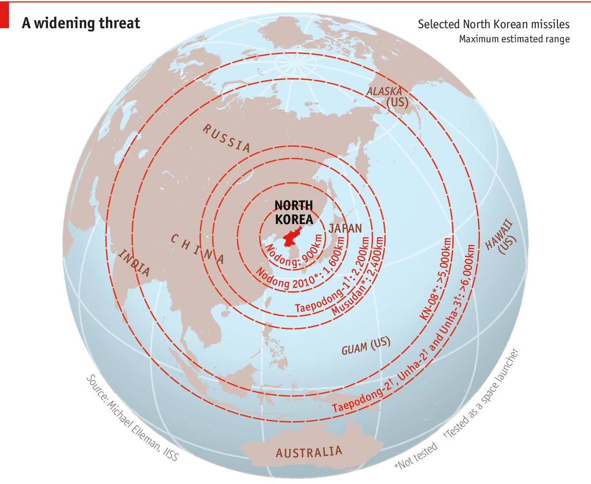 Bad or mad  Nuclear North Korea