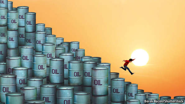 Energy Seize the day  The Economist